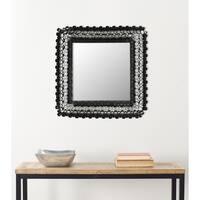 Safavieh Handmade Arts and Crafts Square Tubes 25-inch Mirror