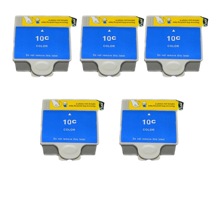 Kodak 30C XL Compatible Color Ink Cartridge (Pack of 5)