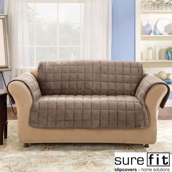 Sure Fit Deluxe Loveseat Comfort Cover 14695961  : Sure Fit Deluxe Loveseat Comfort Cover 06326b64 b34a 43ba 9373 205042a1de7c600 from www.overstock.com size 600 x 600 jpeg 73kB
