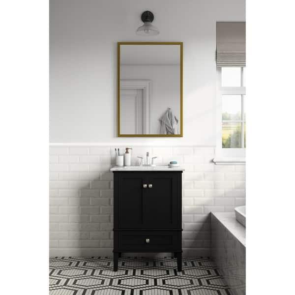 24 Inch Contemporary Bath Vanity