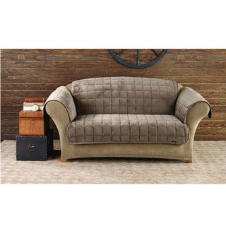 Brown Sofa & Couch Covers Shop The Best Deals For Apr 2017
