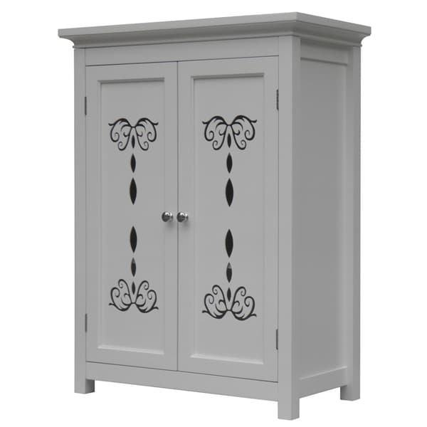 Danielle 2 Door Floor Cabinet