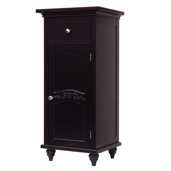 Yvette 1 Door Floor Cabinet