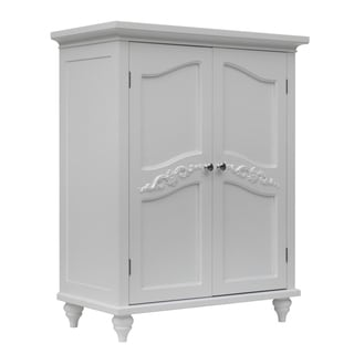 Yvette 2 Door Floor Cabinet by Essential Home Furnishings