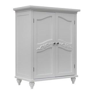 Yvette 2 Door Floor Cabinet by Essential Home Furnishings