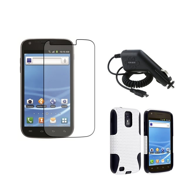 BasAcc Case/ Screen Protector/ Charger for Samsung© Galaxy S2 T989