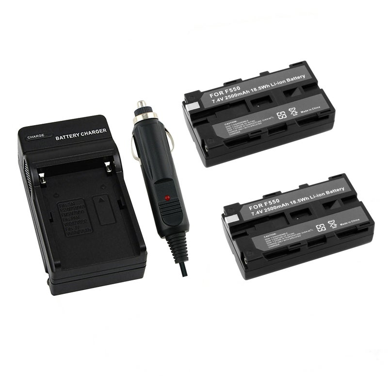INSTEN Charger/ Battery for Sony NP-F550/ NPF330/ CCD-TR516/ CCD-TR716