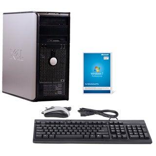 Dell Optiplex 760 Intel Core 2 Duo 3.33GHz CPU 4GB RAM 750GB HDD Windows 10 Pro Minitower PC (Refurbished)