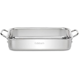 Chef's Classic Non-Stick Stainless 13 1/2 Lasagna Pan