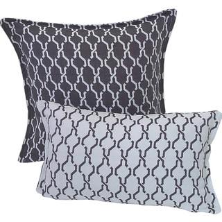 Corona Decor Indoor/Outdoor Decorative Throw Pillow (Set of 2)
