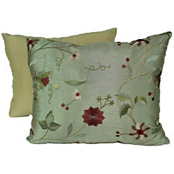 Paradise Garden Sage Pillows (Set of 2)