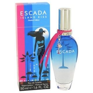 Escada Island Kiss Women's 1.6-ounce Eau de Toilette Spray (Limited Edition)