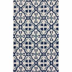 nuLOOM Handmade Marrakesh Trellis Indoor/ Outdoor Rug (5' x 8')