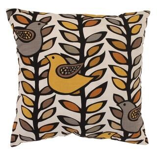 Trixie' Gold/ Balck Floor Pillow