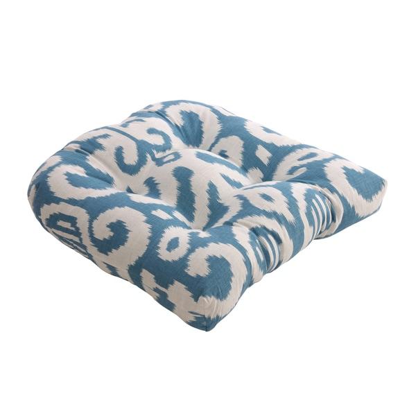 'Fergano' Aqua Chair Cushion