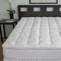 Candice Olson Luxury 300 Thread Count Down Alternative Fiber Bed Topper
