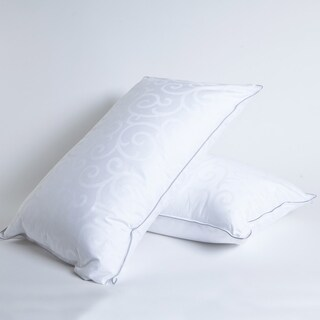 Candice Olson Down Alternative Pillows with Removable Cover (Set of 2)