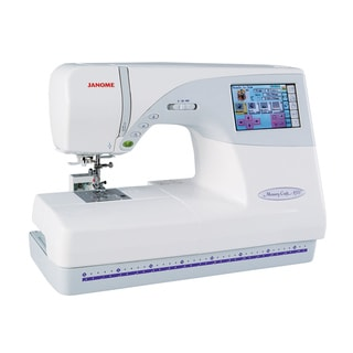 Janome New Home Memory Craft 9700 Sewing and Embroidery Machine