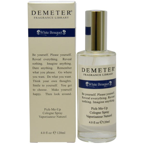 Demeter 'White Bouquet' Women's 4-ounce Cologne Spray
