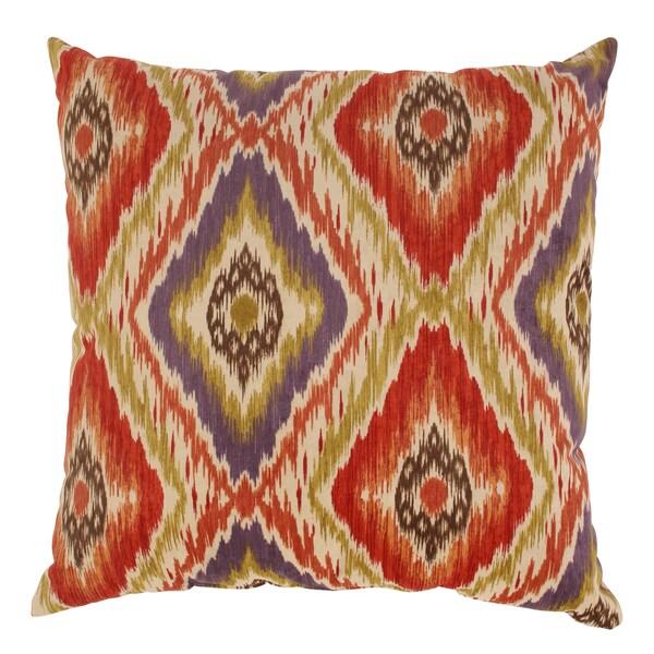Alexandria 23-inch Desert Floor Pillow