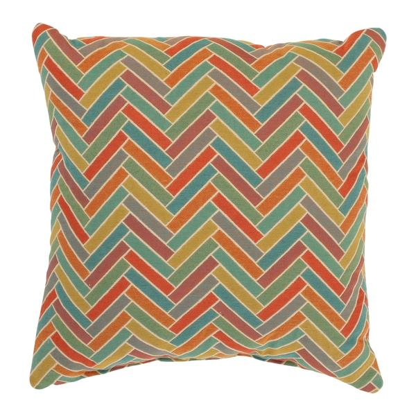 Vespa 16.5-inch Cabana Throw Pillow