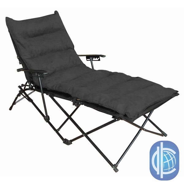 International caravan indoor outdoor folding chaise for Chaise covers indoors