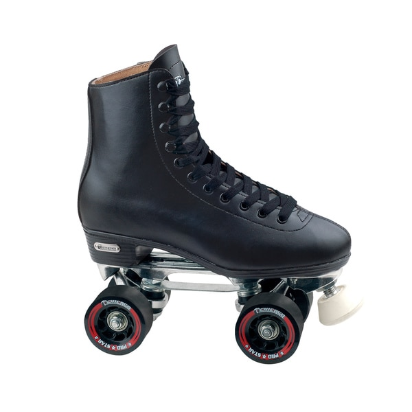 Chicago Men's Deluxe Leather Lined Rink Skates