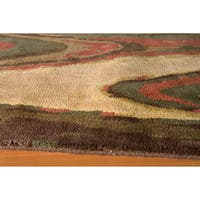 "Momeni Impressions Hand-Tufted NZ Wool Rug - 5'3"" x 8'"