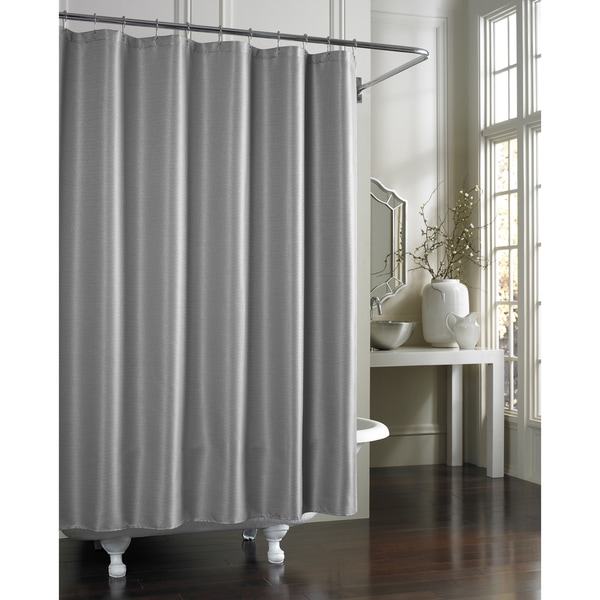 Manor Hill Glimmer Shower Curtain