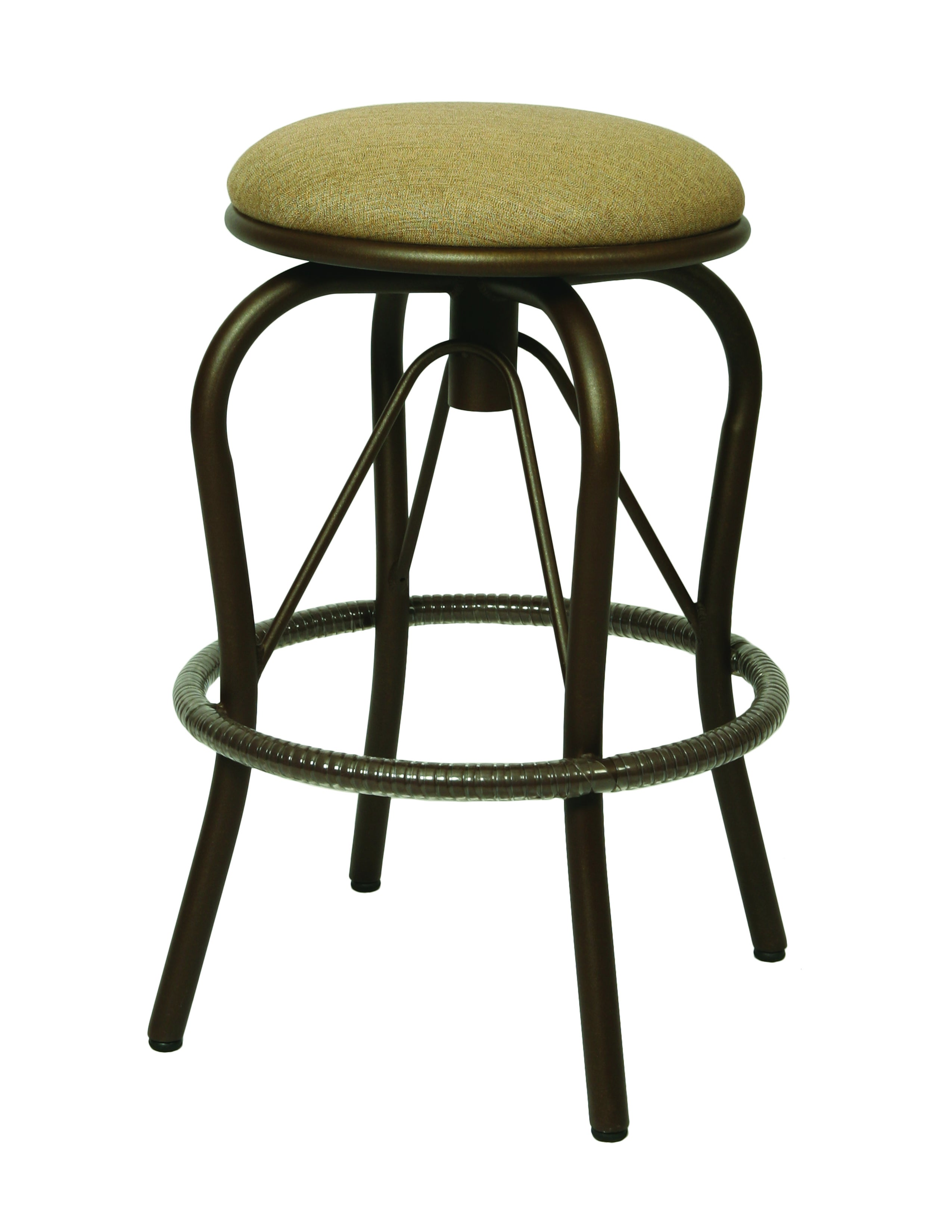 Bushnell inch Backless Outdoor Bar Stool Free Shipping Today Overstock