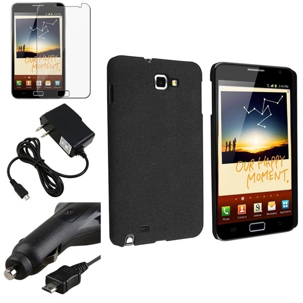 BasAcc Case/ Screen Protector/ Chargers for Samsung© Galaxy Note N7000