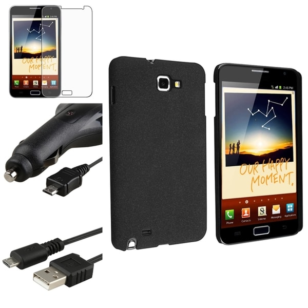 BasAcc Case/ Screen Protector/ Cable for Samsung Galaxy Note N7000