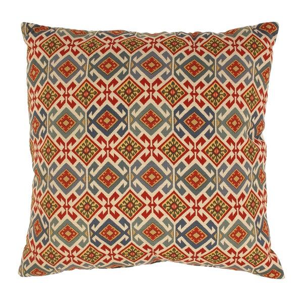 Pillow Perfect 'Mardin' Blue Floor Pillow