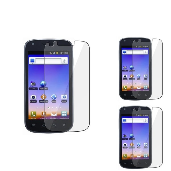INSTEN Clear Screen Protector for Samsung Galaxy S Blaze 4G T769 (Pack of 3)