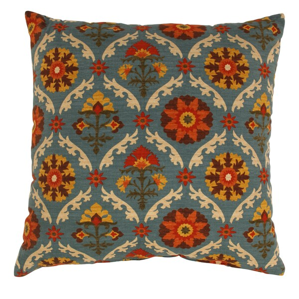 Pillow Perfect 'Mayan Medallion' Floor Pillow