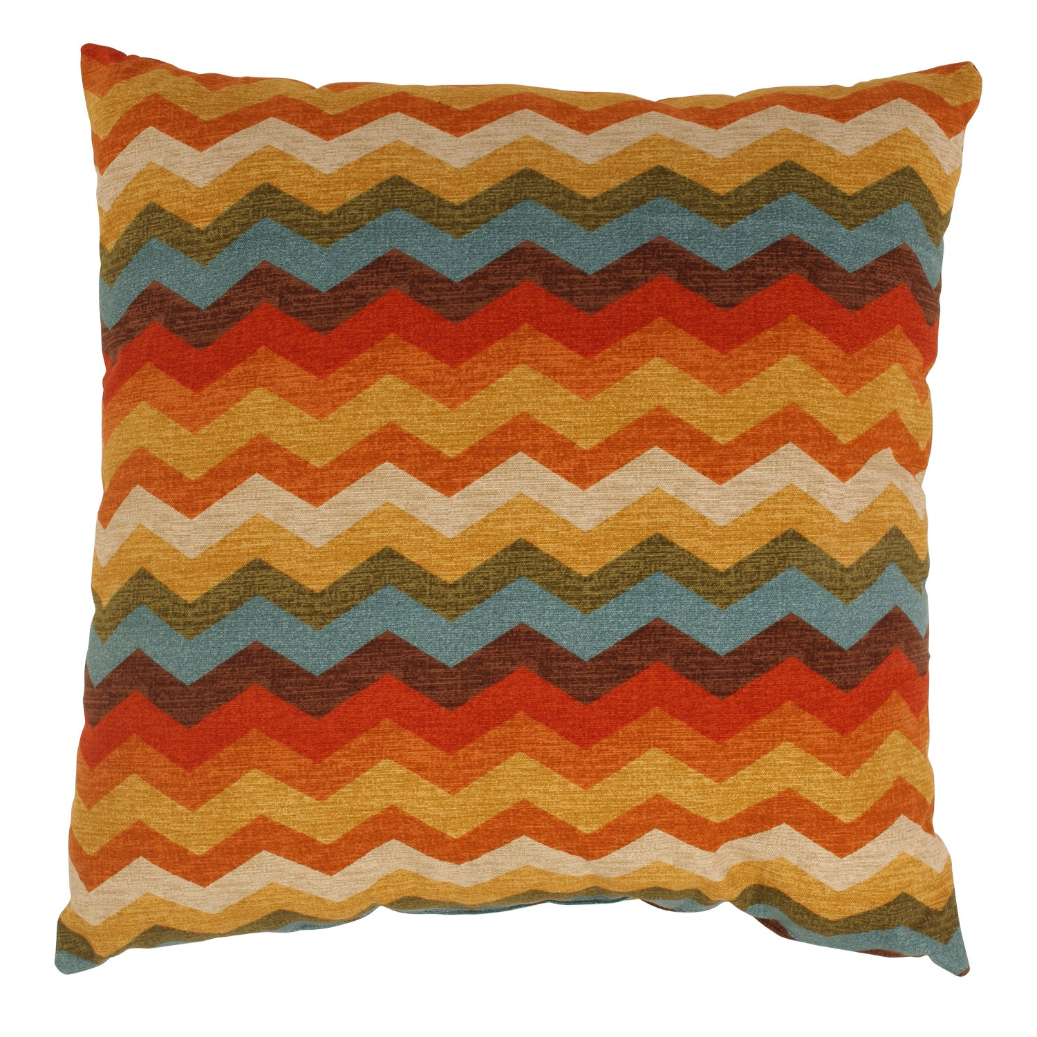 Pillow Perfect 'Panama Wave' Zigzag Floor Pillow