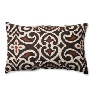 Copper Grove Tottenham Damask Rectangular Throw Pillow