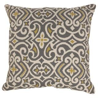 Pillow Perfect Damask 24.5-inch Floor Pillow