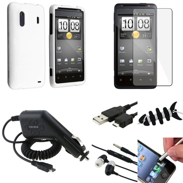 Case/ Charger/ Protector/ Wrap/ Headset for HTC EVO Design 4G