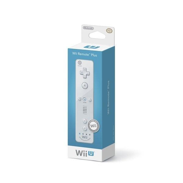 Wii - Remote Plus - White