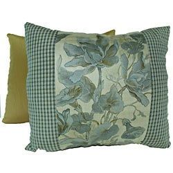 Windsong Leaf Pieced Pillows (Set of 2)