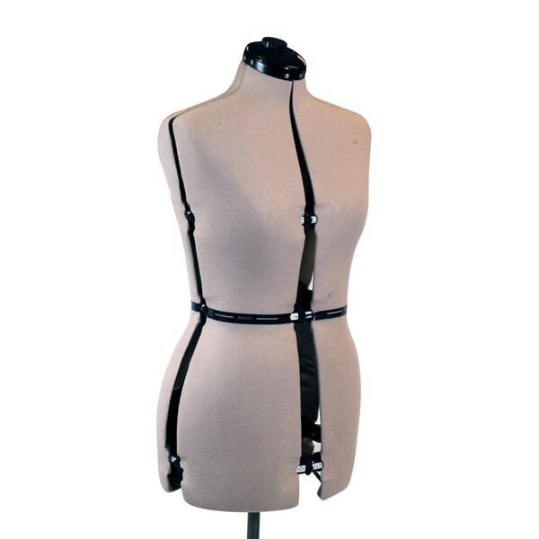 Janome Artistic Dress Form Size (Petite-Large) - Free Shipping ...