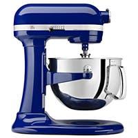 KitchenAid KP26M1XBU Cobalt Blue 6-quart Pro 600 Bowl-Lift Stand Mixer