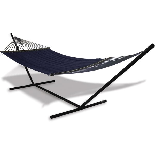 Hammaka Quilted Hammock and Universal Stand Set