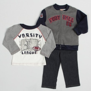 Kids Headquarters Infant Boy's Jacket and Pant Set