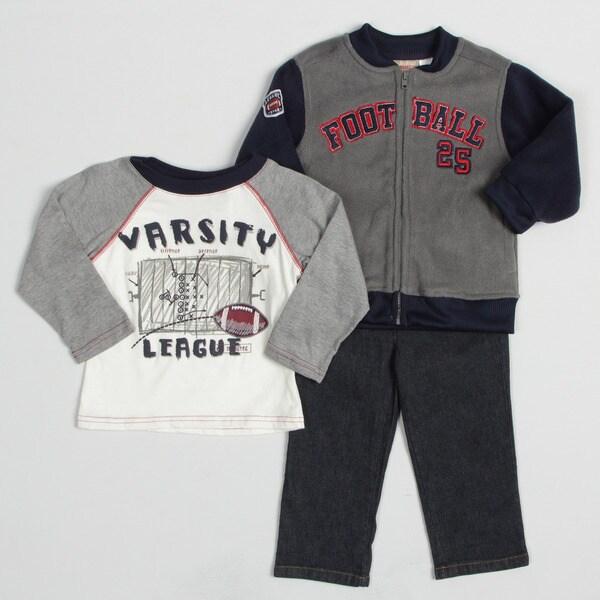 Kids Headquarters Infant Boy's Jacket and Pant Set