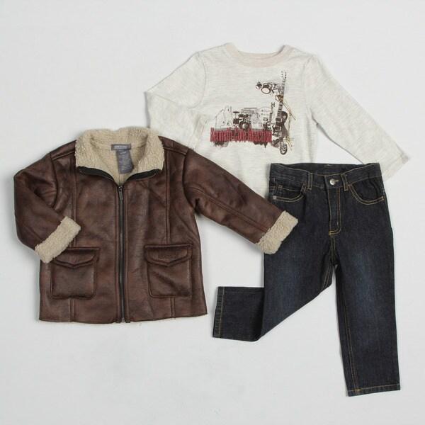 Kenneth Cole Infant Boy's 3-piece Set