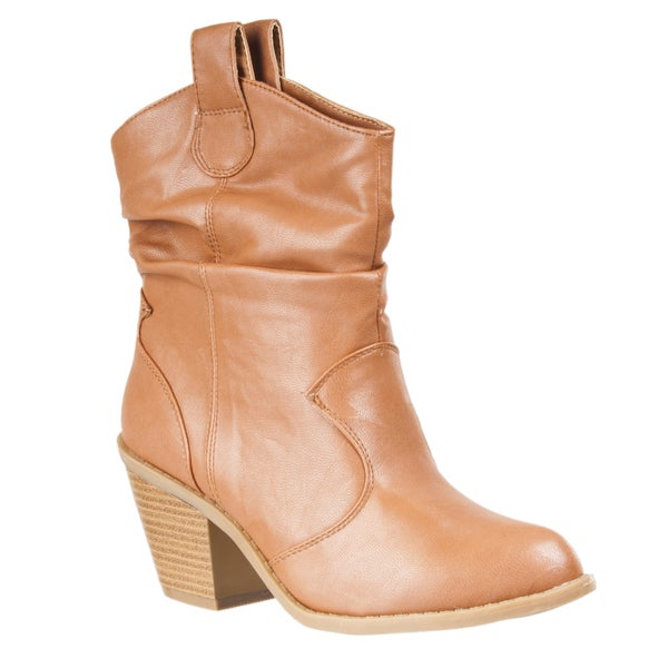 Riverberry Women's 'Latisha' Western Fashion Boots