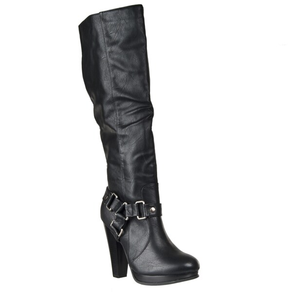 Riverberry Women's 'Magnet' Knee-high Boots
