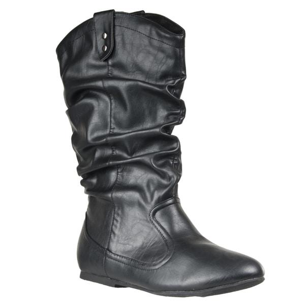 Riverberry Women's 'Tiktok' Slouchy Boot